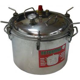 Автоклав «КонсерваторГазНерж» на 46 литров