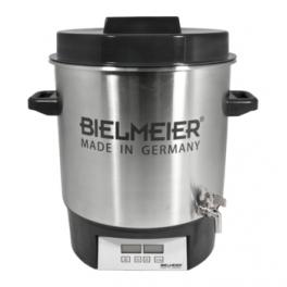 Стерилизатор-пастеризатор Bielmeier автоматический 29 л (с краном из нержавейки)