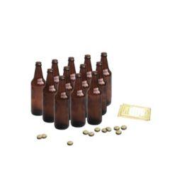 Комплект пивных бутылок «Бавария»