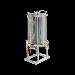 Пресс для винограда гидравлический 25 л для отжима соков
