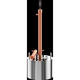 Самогонный аппарат Cuprum&Steel DE LUXE 12 л