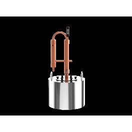 Самогонный аппарат Cuprum&Steel OMEGA PLUS 12 л