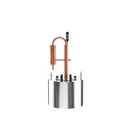 Самогонный аппарат Cuprum&Steel OMEGA 2 12 л