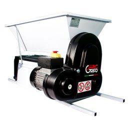 Дробилка DMC электрическая для винограда с гребнеотделителем