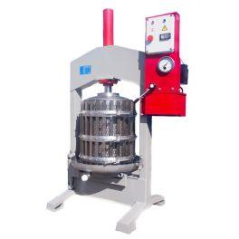 Пресс для яблок Oprema 40I электрогидравлический 68 л  для отжима соков