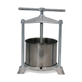 Ручной пресс Pl20  5 л  для отжима соков