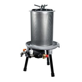 Пресс для яблок W20 гидравлический 20 л для отжима соков