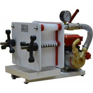 Пищевой фильтр-пресс F8-V - для самогона, вина, пива, соков, масла