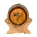 Дубовая бочка с подставкой и с краном 32 литра Профи (американский дуб)