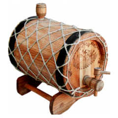 Жбан 3 л Премиум (Кавказский дуб)