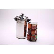 Автоклав-коптильня Браво, 22 литра
