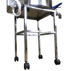 Подставка для сыроварни 80л на колесах