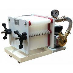 Пищевой фильтр-пресс F14-V - для самогона, вина, пива, соков, масла