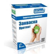 Закваска-пробиотик Протект БакЗдрав