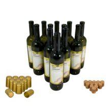 Комплект винных бутылок «Тоскана»